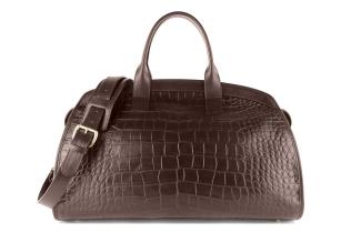 Alligator-Travel-Duffle-Bag-Frank-Clegg-Aiden-Duffle-Chocolate-1-Raw (2)